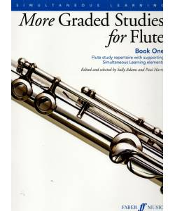 More Graded Studies for Flute Book 1