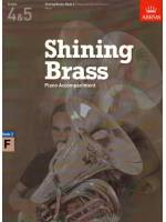 Shining Brass, Book 2, Piano Accompaniment for F Instruments