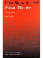 First step in music theory G.1-5