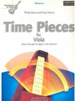 Time Pieces for Viola Vol.2