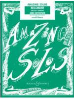 Amazing solos Recorder (for Descant/Soprano)