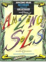 Amazing solos Recorder (for treble/alto)
