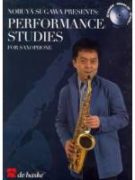 Performance Studies for Saxophone