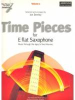 Time Pieces for E flat saxophone Volume 1