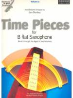 Time Pieces for B flat saxophone Volume 2