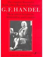 Handel The Complete Sonatas