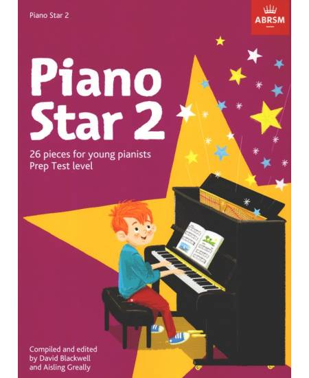 Piano Star, Book 2