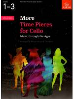 More time pieces for Cello G1-3 vol.1