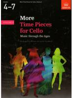 More time pieces for Cello G4-7 vol.2